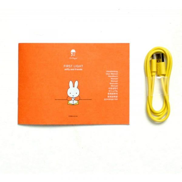 lampe miffy cable USB